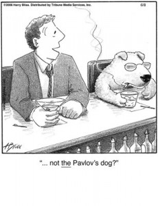 an analysis of the ivan petrovich pavlovs dog experiment Ivan petrovich pavlov (1849-1936) was a russian physiologist remembered for   pavlov is best remembered for his 'pavlov's dogs' experiments, which were.