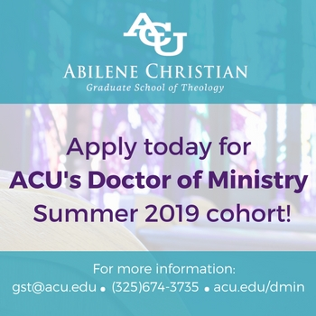 ACU Doctor of Ministry