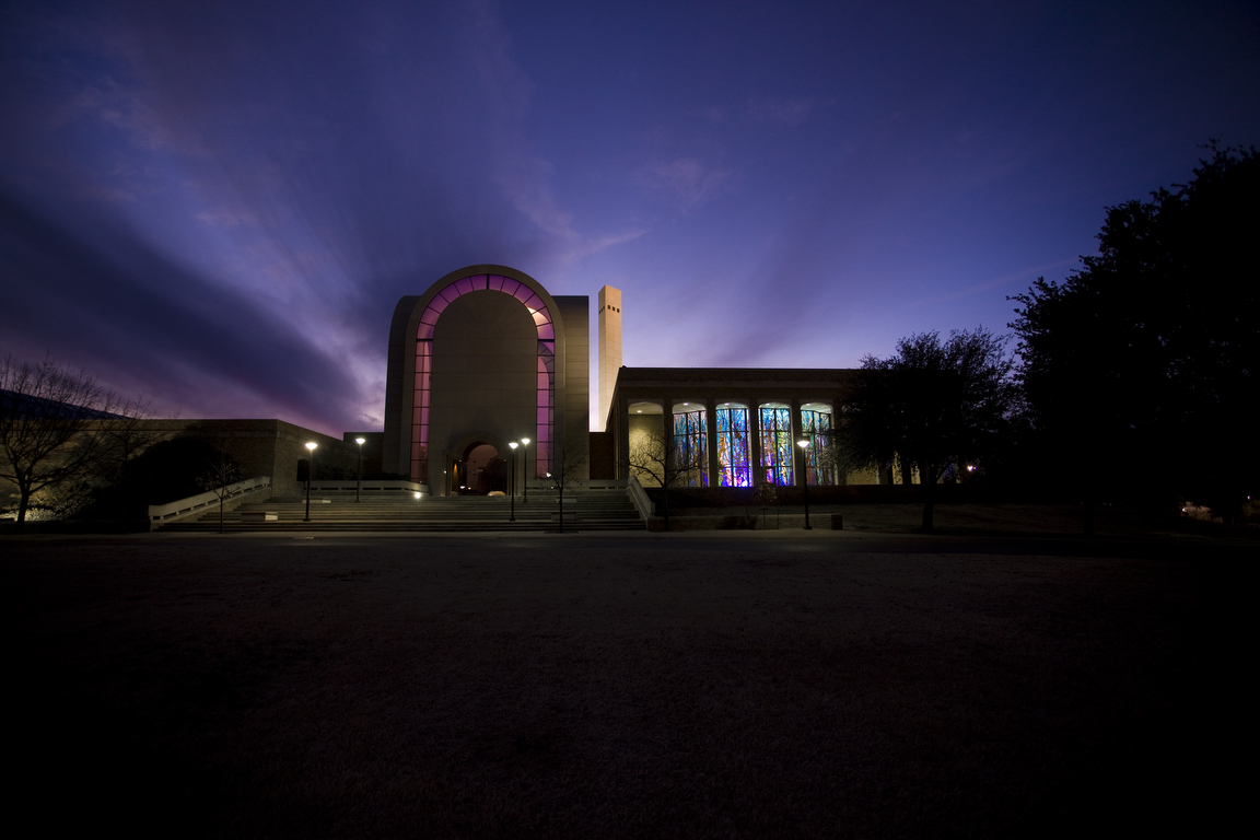 ACU Biblical Studies Building