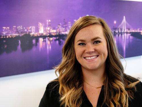 MBA Program Student Spotlight: Bre Otero