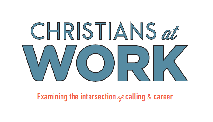 Joyfully making, motivating and maturing Christians in the workplace