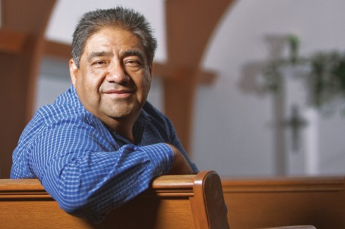 Abel Alvarez is minister of the Harvey Drive Church of Christ in McAllen.