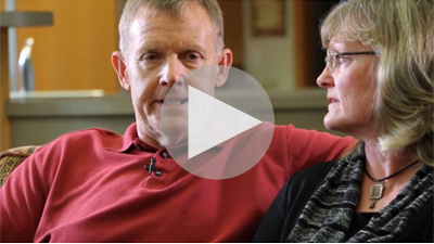 Amber Brantly's parents, Donnie ('77) and Lisa (Spann '79) Carroll, talk about the week their son-in-law was diagnosed with Ebola. This video was part of a sermon Sunday at Southern Hills Church of Christ, where the Carrolls are members.