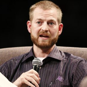 Kent Brantly at ACU 600x600