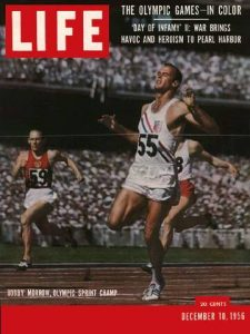 Morrow was featured on the Nov. 10, 1956, issue of Life magazine.