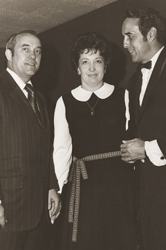 Dr. Teague's political and corporate business career in California allowed the Teagues to cross paths with people such as Sen. Robert Dole of Kansas.