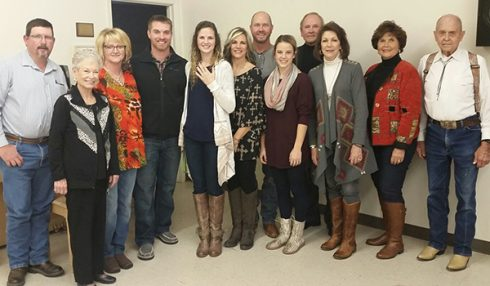 James Smith (Tanner's stepfather), Joann Davidson (Tanner's grandmother), Stephanie Smith (Tanner's mom) Tanner Whitney, Holli West (Whitney's mom) Greg West (Whitney's dad) Mackenzie West (Whitney's sister) Ben Hatcher (Whitney's grandfather) Ramona Hatcher (Whitney's grandmother) Wanda West (Whitney's grandmother), Marvin West (Whitney's grandfather)