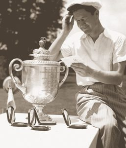 Byron Nelson dominated professional golf for decades.
