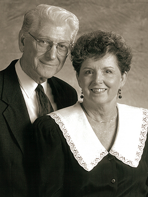 Harold and Jeannette Lipford