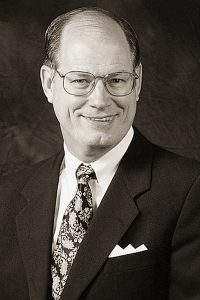 Griggs later served as professor and dean of ACU's College of Business Administration.