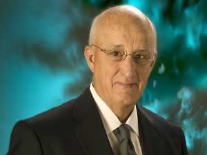 Dr. Gary McCaleb's administrative career at ACU has now spanned 51 years.