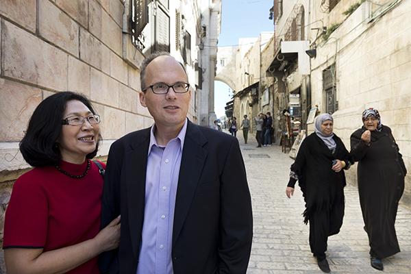 Hamiltons in Jerusalem