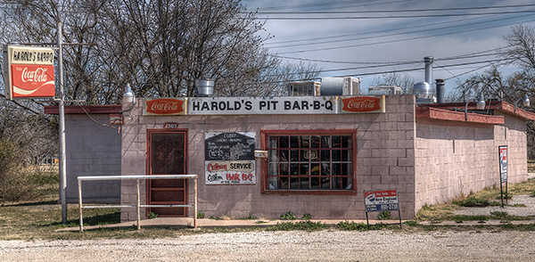 Harold's was an inauspicious but wildly popular hangout for ACU students, faculty, staff and alumni.