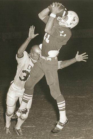 Pat Holder was one of Lindsey's favorite targets.