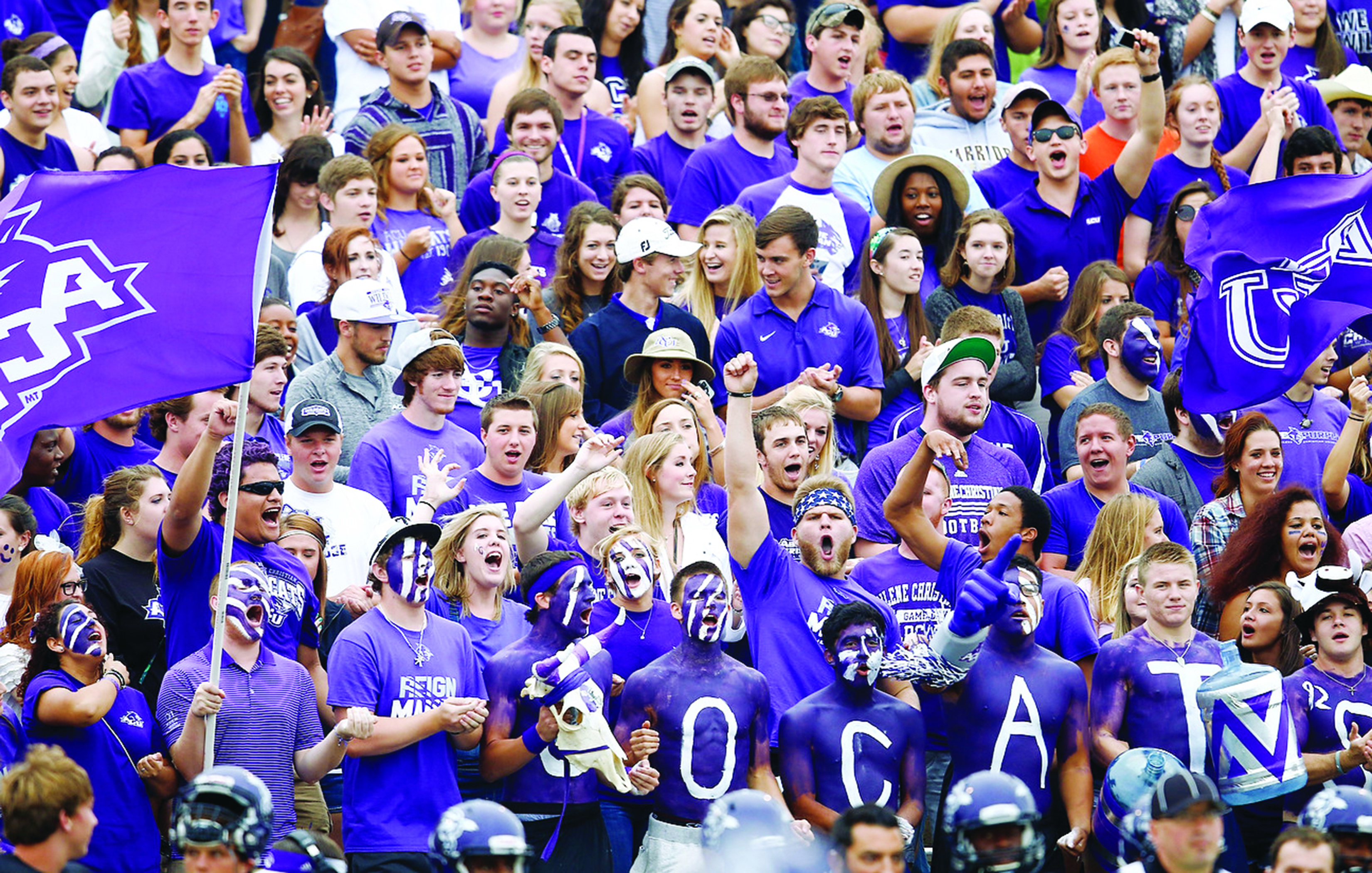 GameDay will be a whole new experience as ACU football moves to Wildcat Stadium.