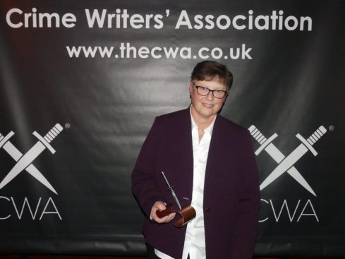 Sherry Rankin won the 2017 Crime Writers Association's Debut Dagger competition for unpublished writers.