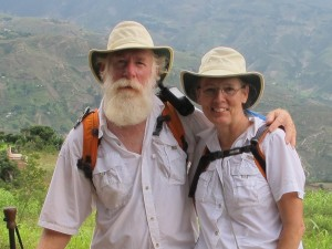 Bill and Janet Montgomery, founders of Just Mercy