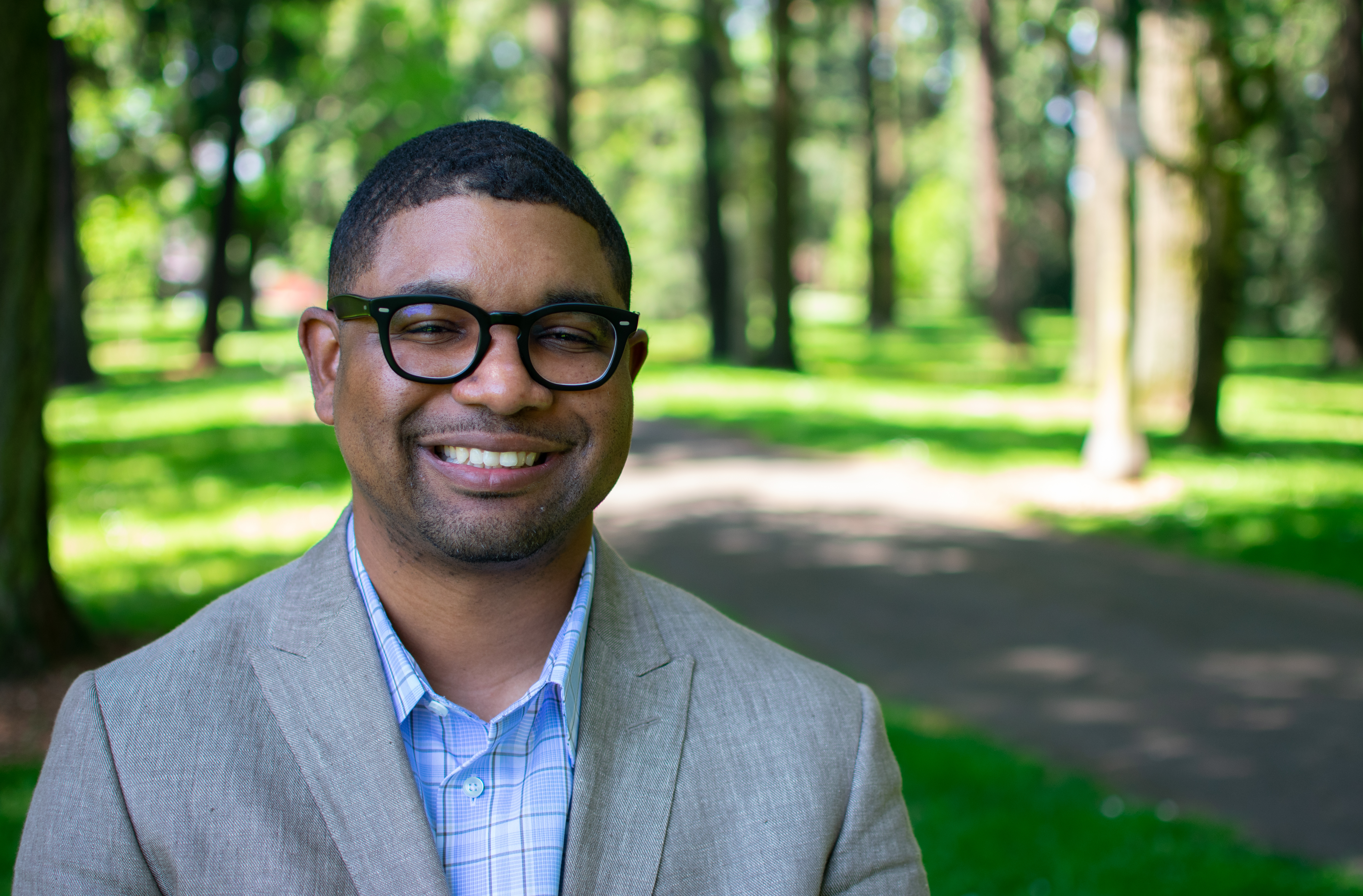 Terry Johnson is executive director of Open School NW in Portland, Oregon, a college-prep school for at-risk students.