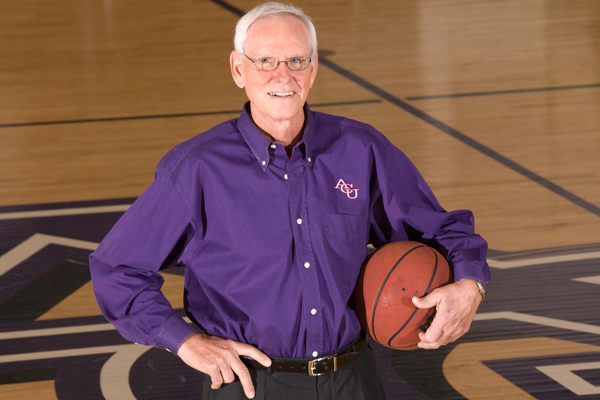 Willard Tate's ACU teams won 119 games in seven seasons.