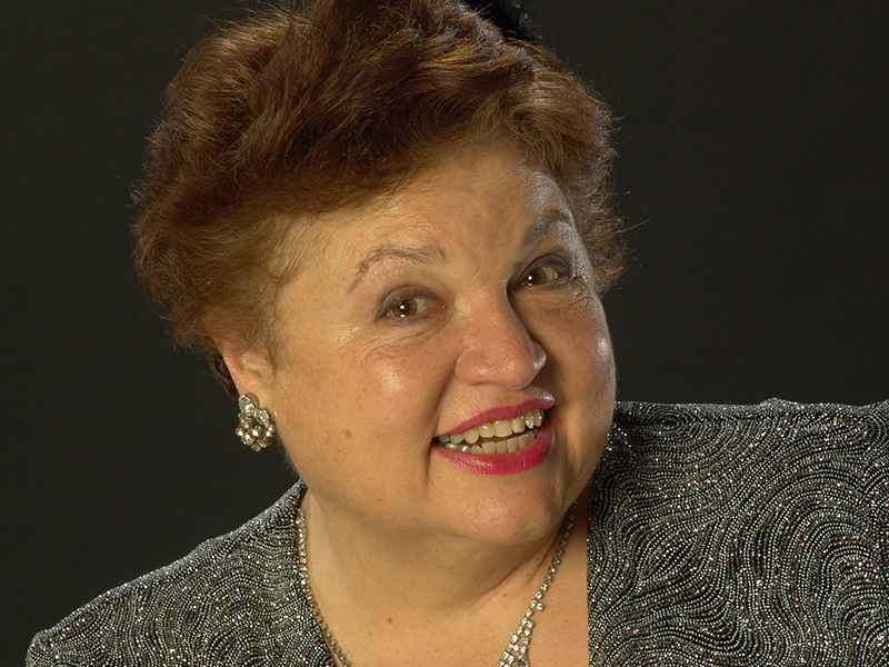 Dr. Marion Cawood