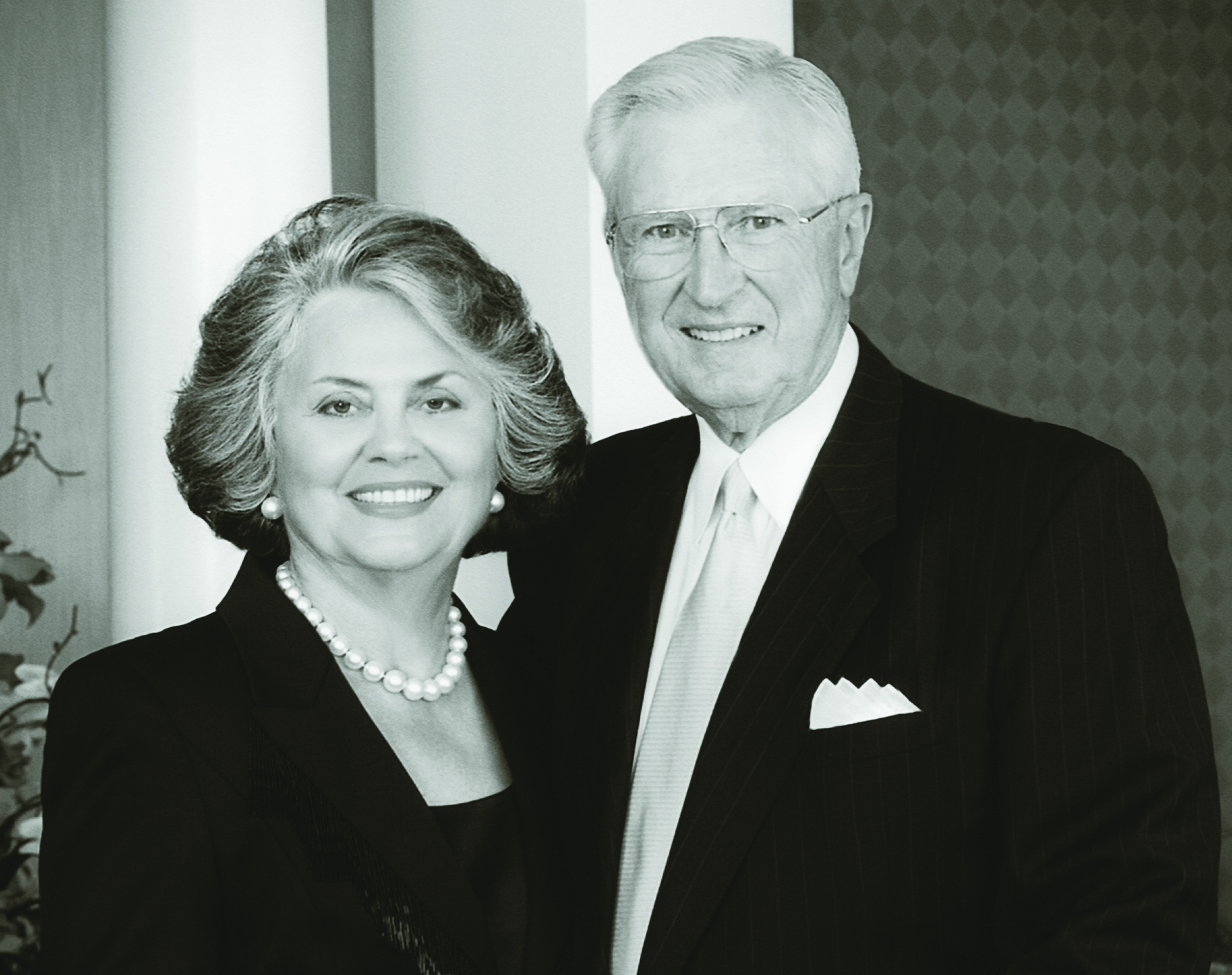 The quiet philanthropy of Kay Onstead and her late husband, Robert, has helped many ACU students through the years.