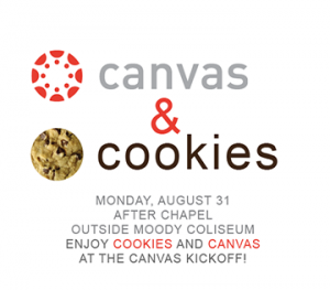 Canvas and Cookies