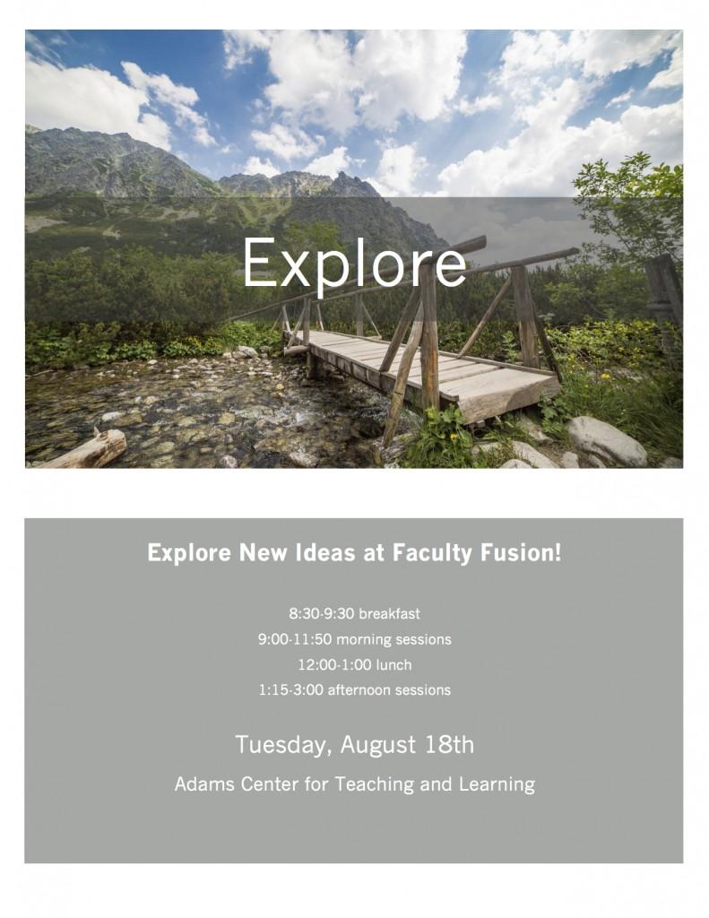 Fusion invite