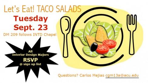 Taco Salad 9-23-14