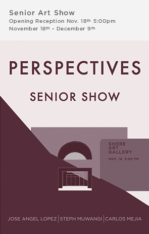 PERSPECTIVES senior show sidebar