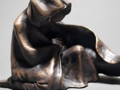 """Bronze """"Shelter"""""""