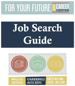 Job Search Guide