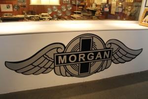 Morgan Car Logo