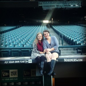 cheyenee at safeco field