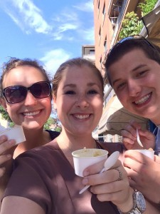 gelato friends