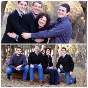 The Crisp Family