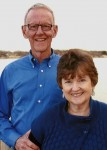 Terry and Gayla Pope celebrating 50 years of marriage in 2014