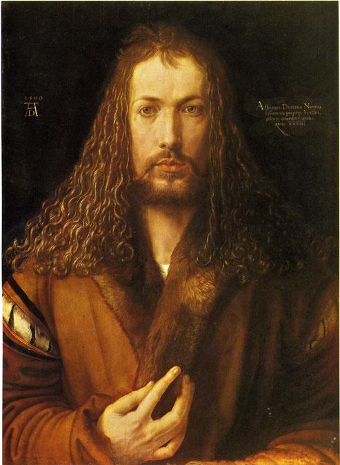 cornerstone self portrait as christ