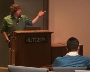 Prather Hugoye Digital Syriac Symposium Rutgers - 2015