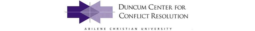 Duncum Center for Conflict Resolution