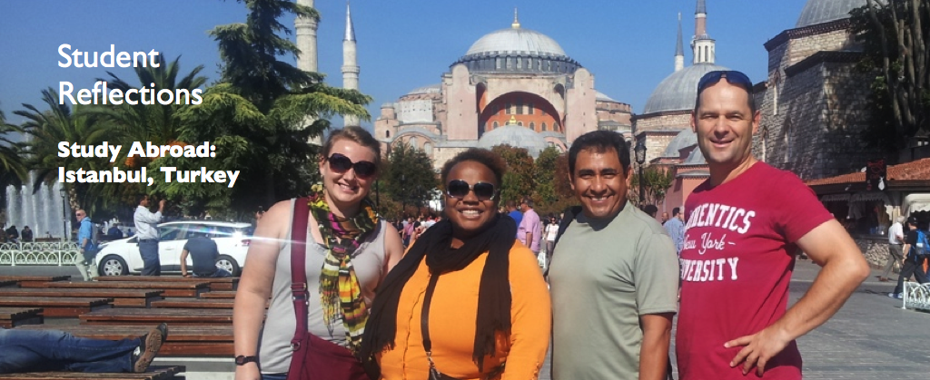 Study abroad in Istanbul, Turkey - Syracuse University