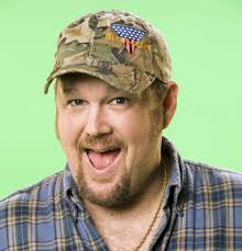 I suppose Larry the Cable Guy is the only one laughing now.
