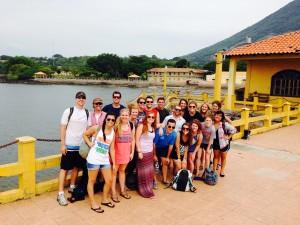 (Group at Tiger Island)