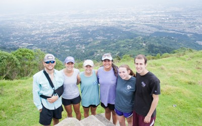 Central America Study Abroad- Week 1