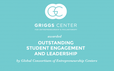 Griggs Center honored for outstanding student engagement
