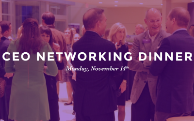 2016 CEO Networking Dinner
