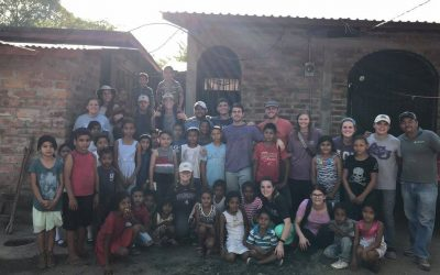Griggs Center Student Leaders Headed to Central America