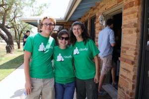 green tshirts