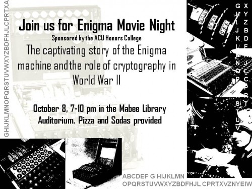 Enigma Movie Night