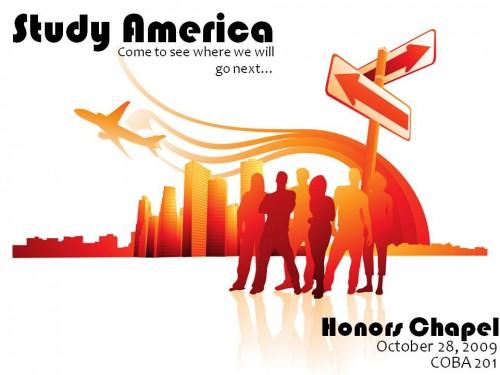HC Study America Chapel