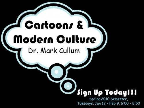 Cartoons & Modern Culture